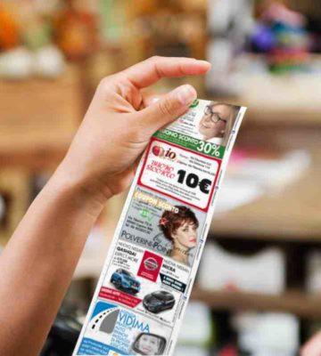 Coupon per progetti di marketing: come sfruttare il retro degli scontrini