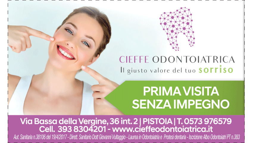 Coupon Visita Dentistica Gratuita