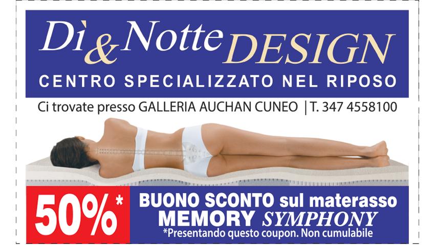50% SCONTO Memory Simphony – Dì e Notte Design