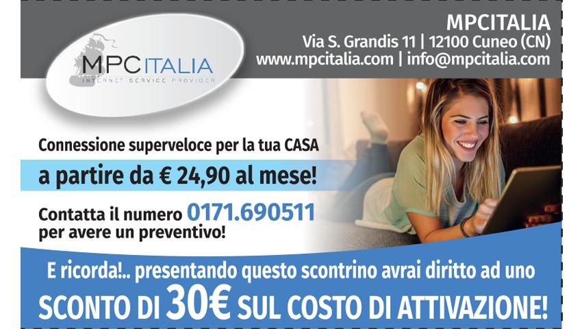 BUONO SCONTO 30€ Attivazione- MPCITALIA