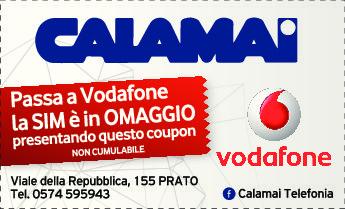 SIM in Omaggio Passando a Vodafone