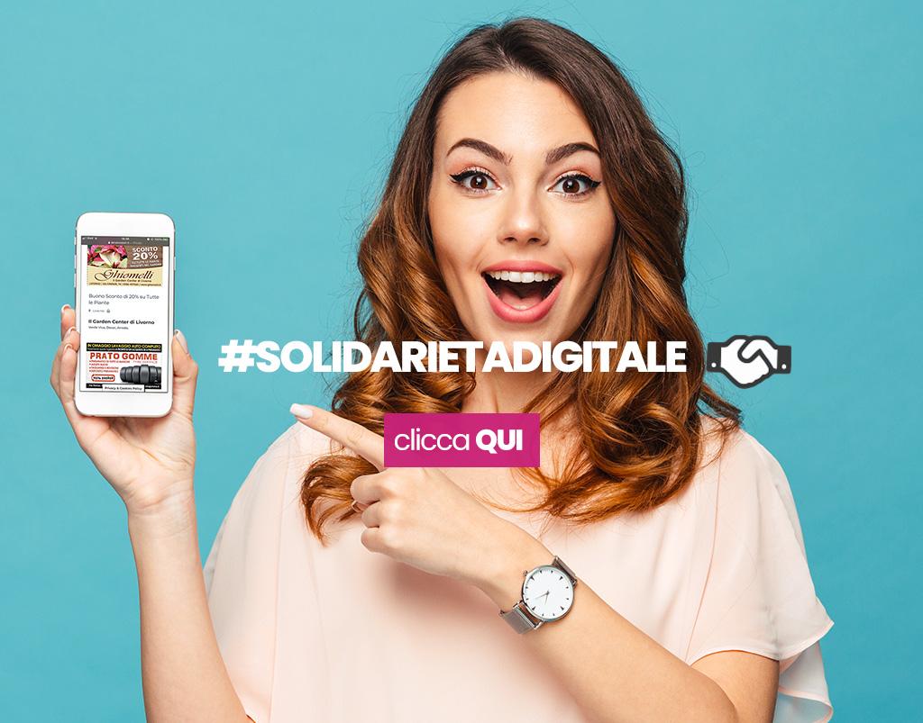 solidarietadigitale piattaforma coupon gratuita covid19