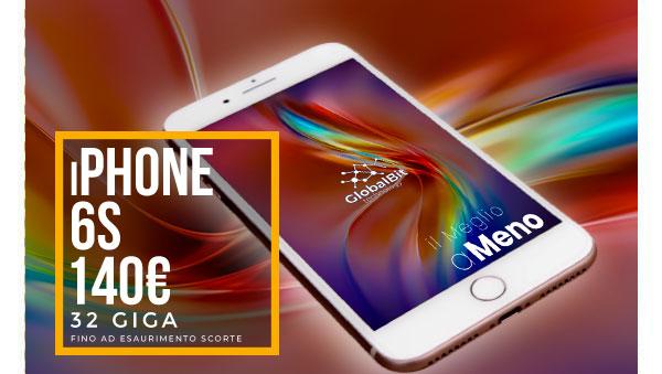 Coupon Tech Apple iPhone 6S 32Gb 140€